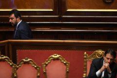 El Gobierno de Conte logra su investidura en el Parlamento