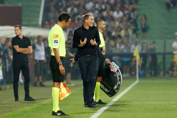 <HIT>Metz</HIT> (France).- Paris Saint-Germain&apos;s coach Thomas Tuchel...