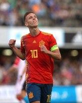 GRAF9769. CASTELLÓN.- <HIT>Dani</HIT> <HIT>Olmo</HIT> celebra su gol...