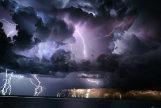 Precipitaciones muy fuertes en Cataluña, Valencia y Baleares al paso de la Dana