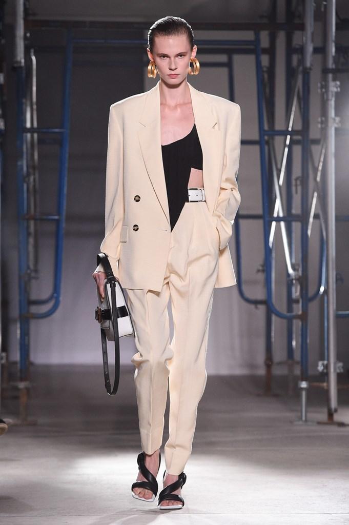 Proenza Schouler - Colección primavera-verano 2020 - New York Fashion...