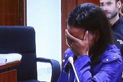 10/09/2019 Ana Julia <HIT>Quezada</HIT> en el segundo día de juicio por el crimen de Gabriel Cruz POLITICA ANDALUCÍA ESPAÑA EUROPA ESPAÑA EUROPA ALMERÍA ANDALUCÍA AUTONOMÍAS SOCIEDAD RAFAEL GONZÁLEZ (EUROPA PRESS)