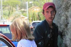 El hijo de Camilo Sesto, Camilo Blanes, toma posesión de la casa de su padre