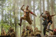 Fotograma de la película 'Jojo Rabbit'