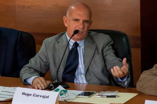 El ex jefe de los servicios de Contrainteligencia Militar de...
