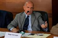 El ex jefe de los servicios de Contrainteligencia Militar de Venezuela, Hugo Carvajal, en una imagen de 2016.