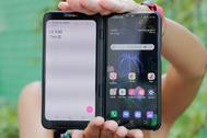 Dos pantallas y 5G, así es el nuevo LG V50 ThinQ
