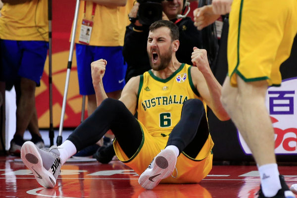 Basketball - FIBA World Cup - Quarter Finals - Australia v Czech...