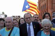 Provocación de un separatismo dividido