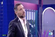 Antonio David, en GH VIP 7.