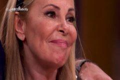 Ana Obregón, primera expulsada de MasterChef Celebrity 4