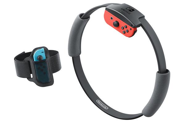 El accesorio de Fitness que convierte la Switch en una Wii