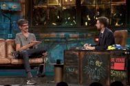 Javier Botet y David Broncano en La Resistencia en Movistar+, donde aclararon un divertido malentendido