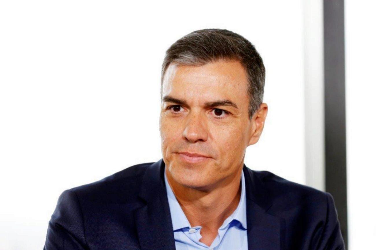 1. Pedro Sánchez (PSOE). 33,04% de votos.