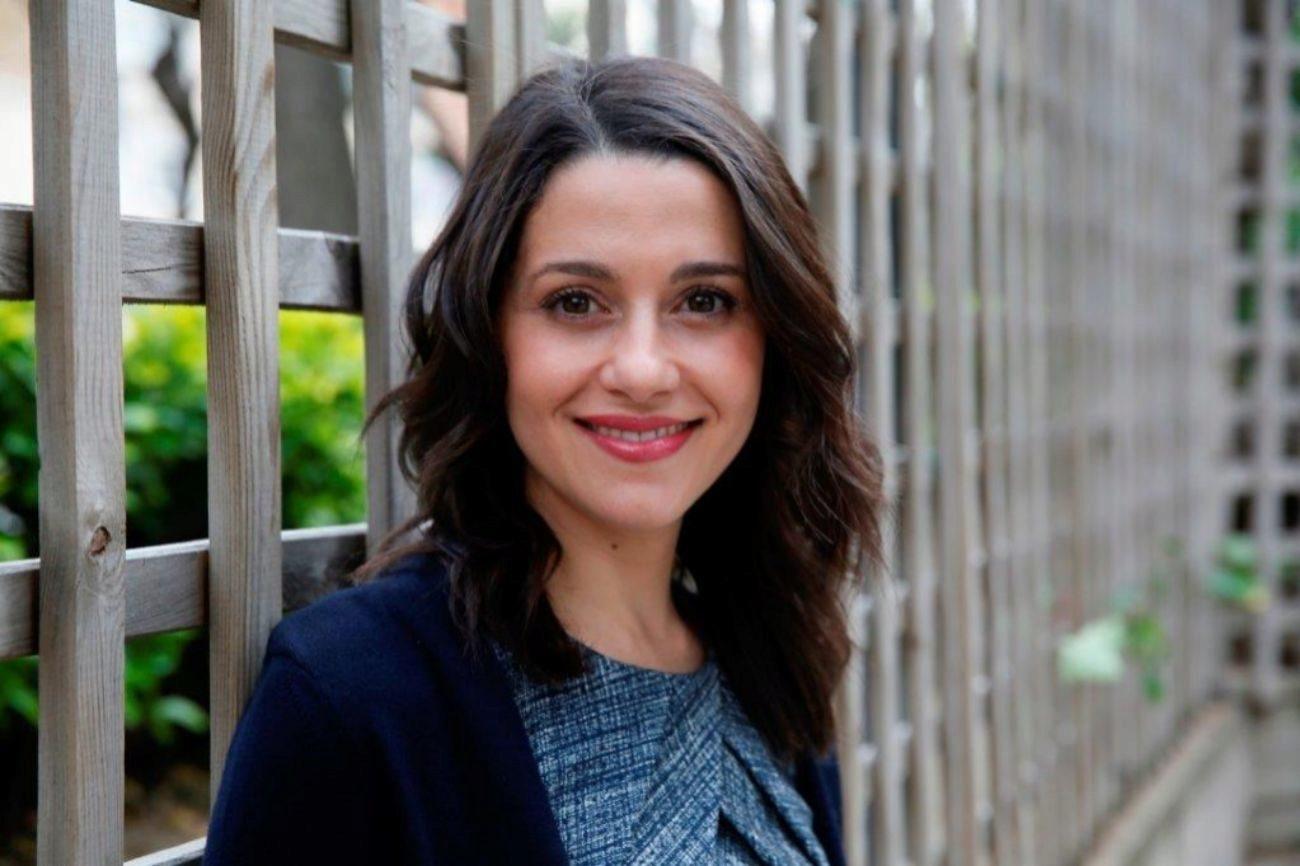 1. Inés Arrimadas (Ciudadanos). Arrasa con el 54,42% de los votos.