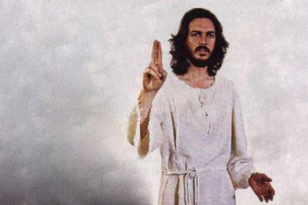 Camilo Sesto, como Jesucristo Superstar.
