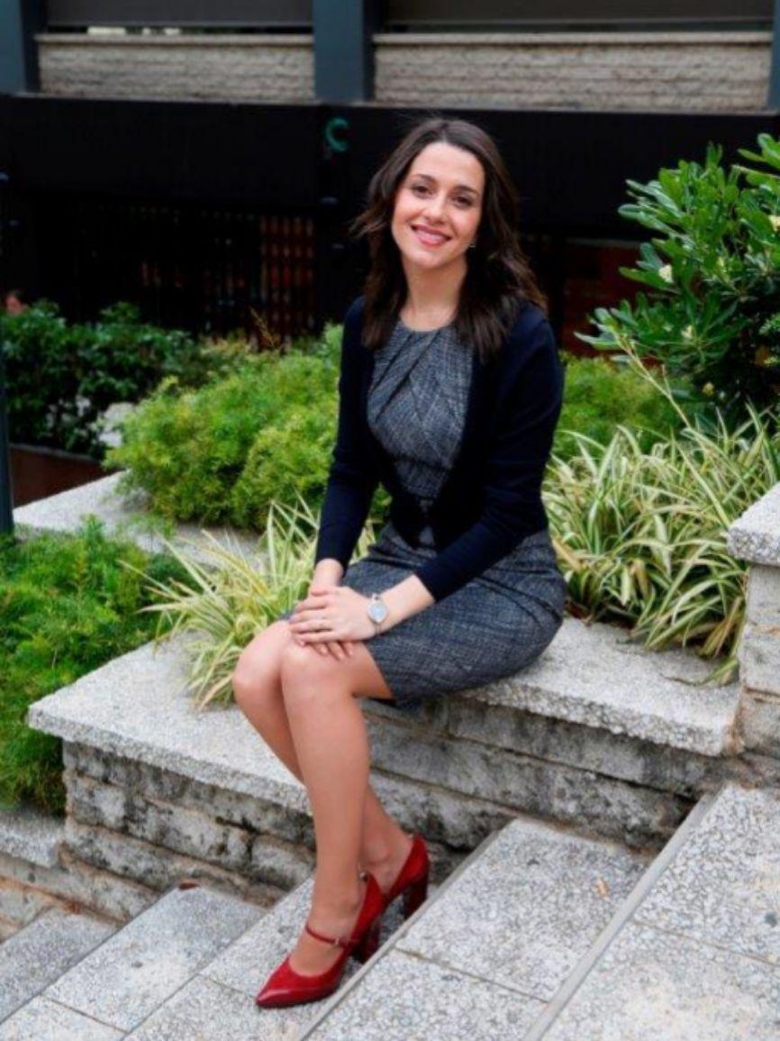1. Inés Arrimadas. Ganadora con el 39,84% de los votos.