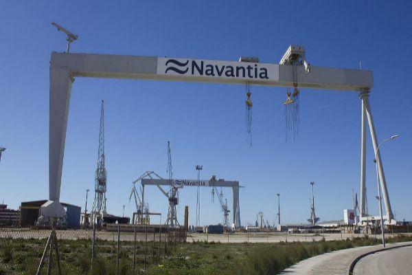 Navantia firma un acuerdo de 900 millones de euros con el ejército saudí