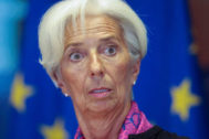 Christine Lagarde, próxima presidenta del Banco Central Europeo (BCE).