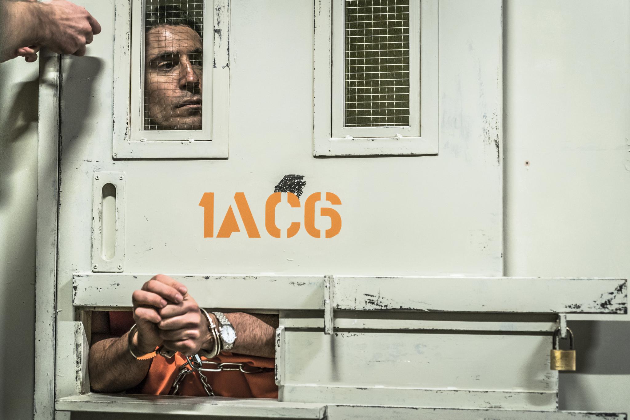 Túnel emocional En el corredor de la muerte de Miguel Ángel Silvestre