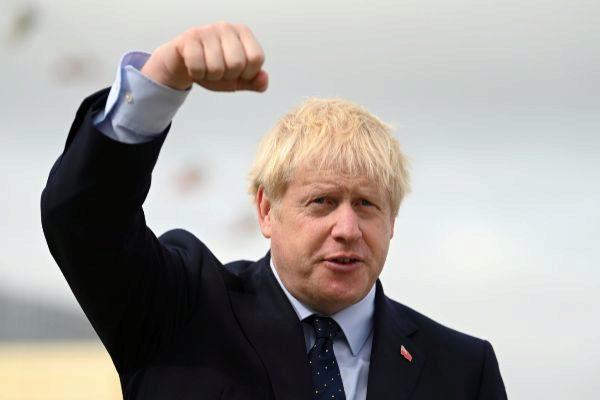 <HIT>Boris</HIT> Johnson visit as part of London International...