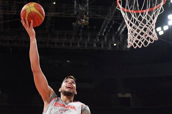 Willy Hernángomez en el Mundial de baloncesto 2019
