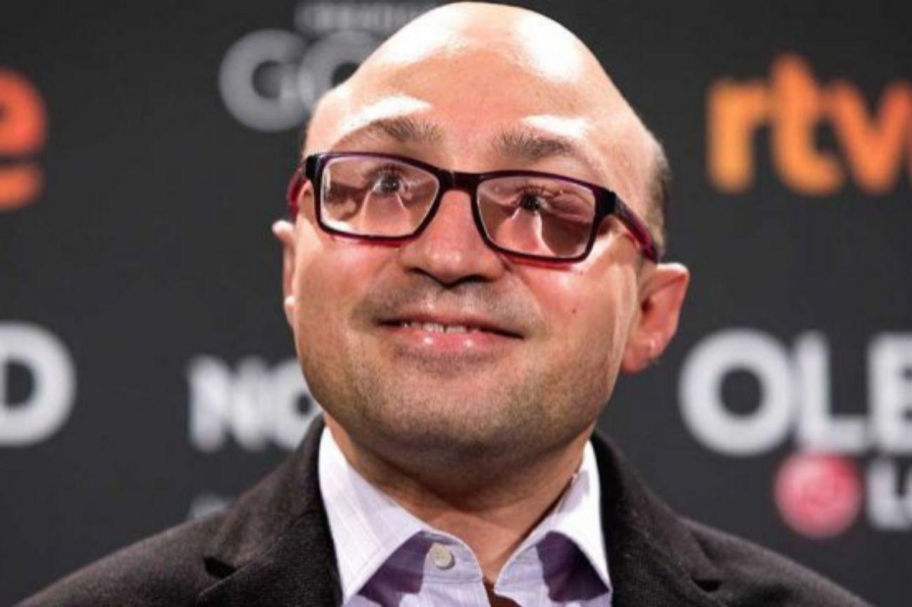 El intérprete, ganador del Goya al mejor actor revelación por...