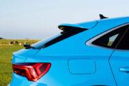 La nueva zaga del Audi Q3 Sportback.