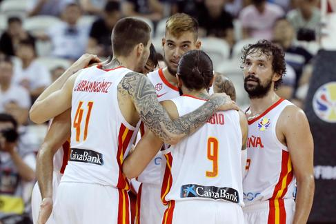 La semifinal, en directo: España - Australia