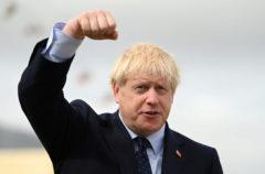 <HIT>Boris</HIT> Johnson visit as part of London International Shipping Week