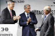 EL MUNDO y el sector de la automoción rinden homenaje a Sergio Piccione