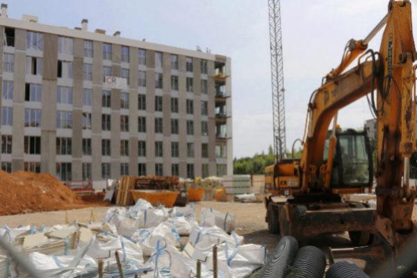 La construcción de nuevas viviendas sigue a buen ritmo en la provincia de Castellón.