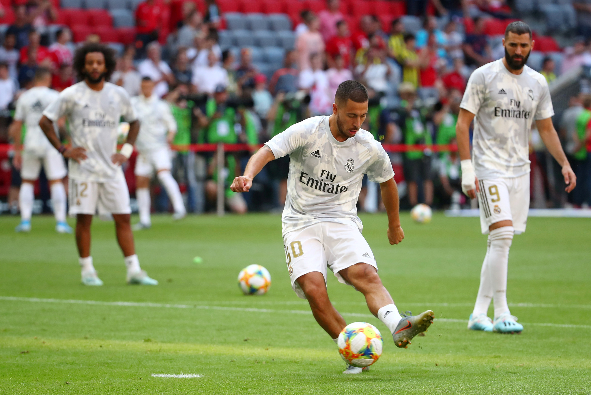 FILE PHOTO: Audi Cup - Real Madrid v Tottenham Hotspur