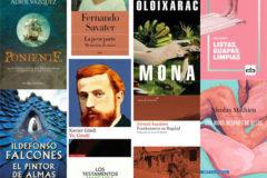Los 15 libros imprescindibles de este otoño