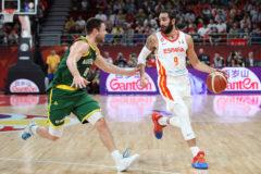 La semifinal, en directo: España y Australia, a la prórroga
