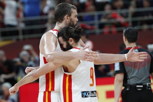 Una gesta para la historia: España jugará la final tras derrotar a Australia en la segunda prórroga