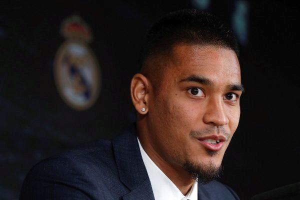 GRAF1543. MADRID.- El portero francés del Real Madrid Alphonse...