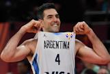 La Argentina del eterno Scola se cita con España