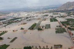 DANA: la devastación de Orihuela desde el aire