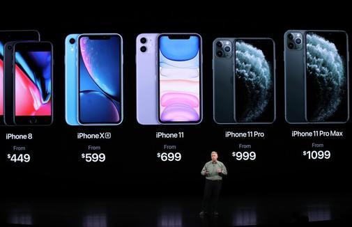 Un día menos sin comer para comprar el nuevo iPhone 11 en España