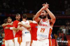 <HIT>Basketball</HIT> - FIBA World Cup - Semi Finals - <HIT>Spain</HIT> v Australia