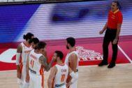 El carácter ejemplar de la selección de baloncesto