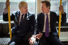 """""""Boris Johnson me dejó en una ciénaga con el Brexit"""""""