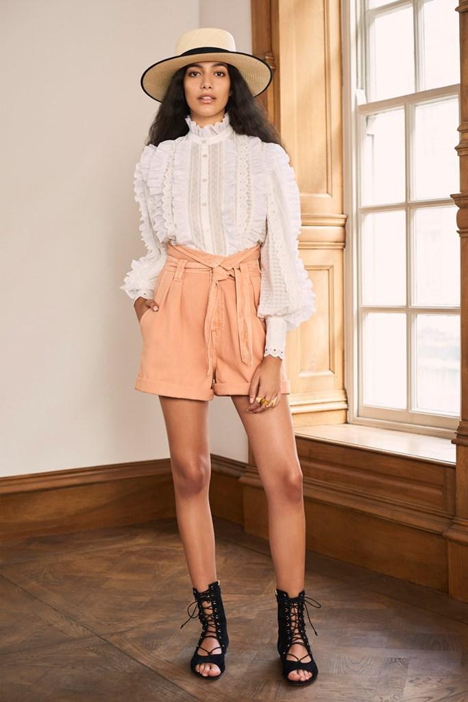 Temperley London - Colección primavera-verano 2020 - London Fashion Week