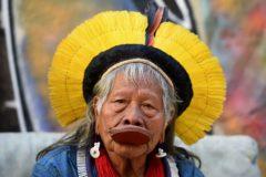 Raoni Metuktire, el guardián de la Amazonía