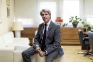 El consejero de Transportes, Movilidad e Infraestructuras, Ángel Garrido.