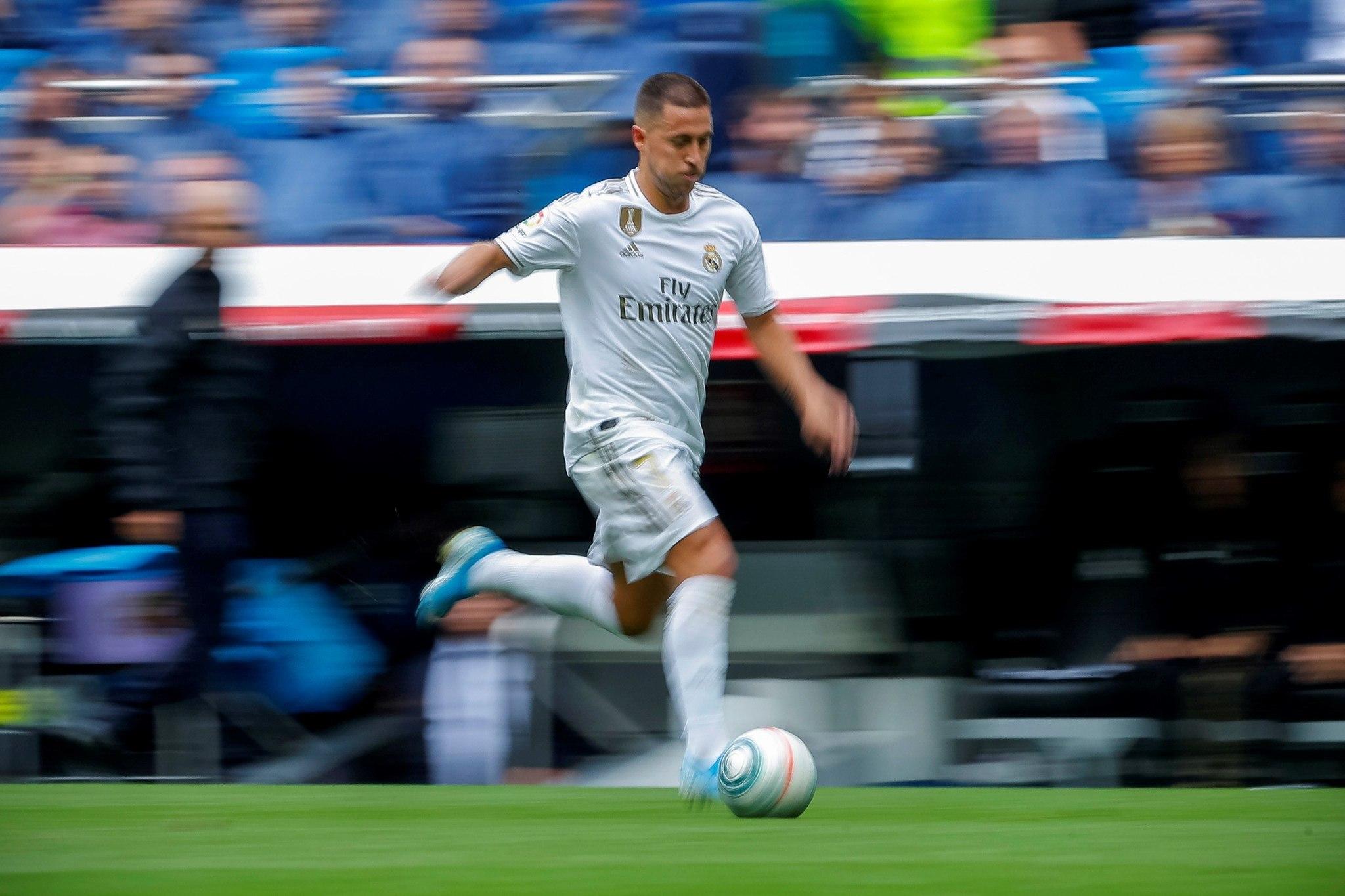 GRAF2236. MADRID.- El delantero belga del Real Madrid Eden...