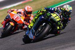 """Pique entre Rossi y Márquez: """"No entendía nada"""""""