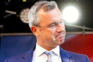 Norber Hofer, nuevo líder del Partido de la Libertad de Austria.