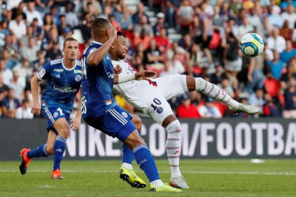 Ligue 1 - Paris St Germain v RC Strasbourg Soccer Football - Ligue 1 -...